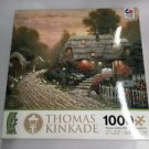 CEACO THOMAS KINKADE JIGSAW PUZZLE Olde Porterfield Tea Room 1000 PCS #3310-25