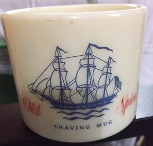 old spice shaving mug early american shulton inc.