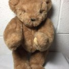 "Vermont Teddy Bear Co. Jointed Moving Teddy Bear Light Brown BIG 15"" 1994"