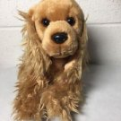 Ganz Webkinz Signature Cocker Spaniel Dog WKS1003 Stuffed Animal No Code
