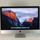 "Apple 2013 27"" IMac 3.4GHz Core I5 1TB 24GB ME089LL/A + B Grade + Warranty!"