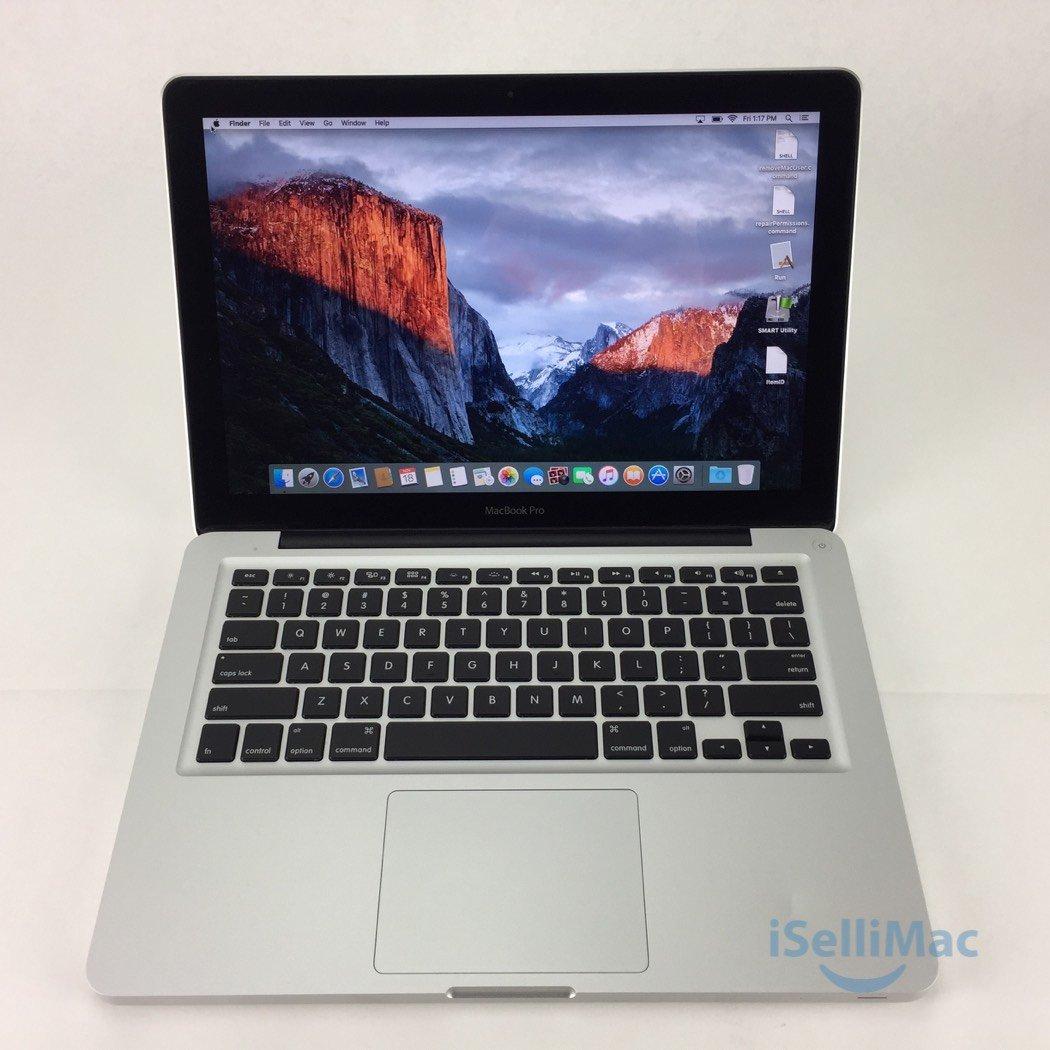 "Apple 2011 MacBook Pro 13"" 2.8GHz I7 750GB 4GB MD314LL/A + B Grade + Warranty!"