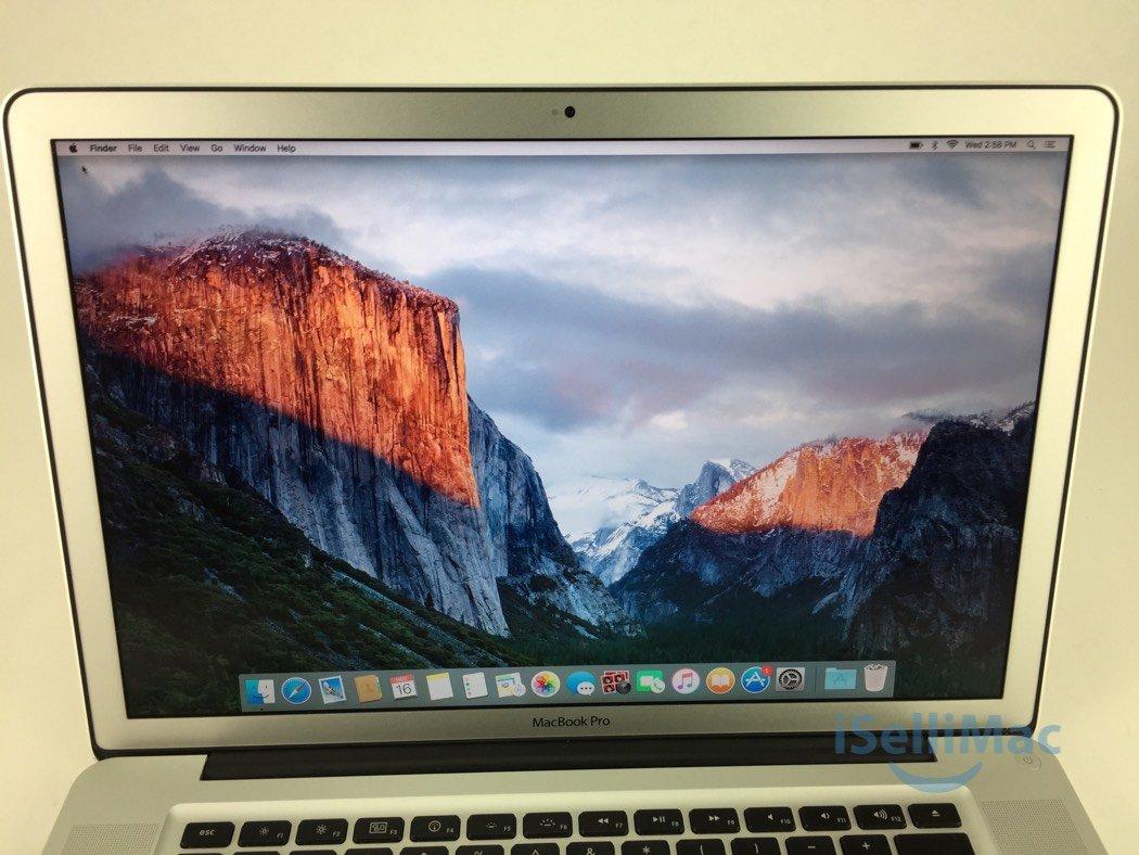 "Apple 2010 MacBook Pro 15"" 2.66GHz I7 500GB 4GB MC373LL/A + B Grade + Warranty!"
