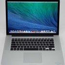 """Apple 2013 MacBook Pro Retina 15"""" 2.7GHz I7 512GB SSD 16GB ME665LL/A + A Grade"""