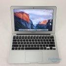 """Apple 2012 MacBook Air 11"""" 1.7GHz I5 64GB SSD 4GB MD223LL/A + C Grade + Warranty"""