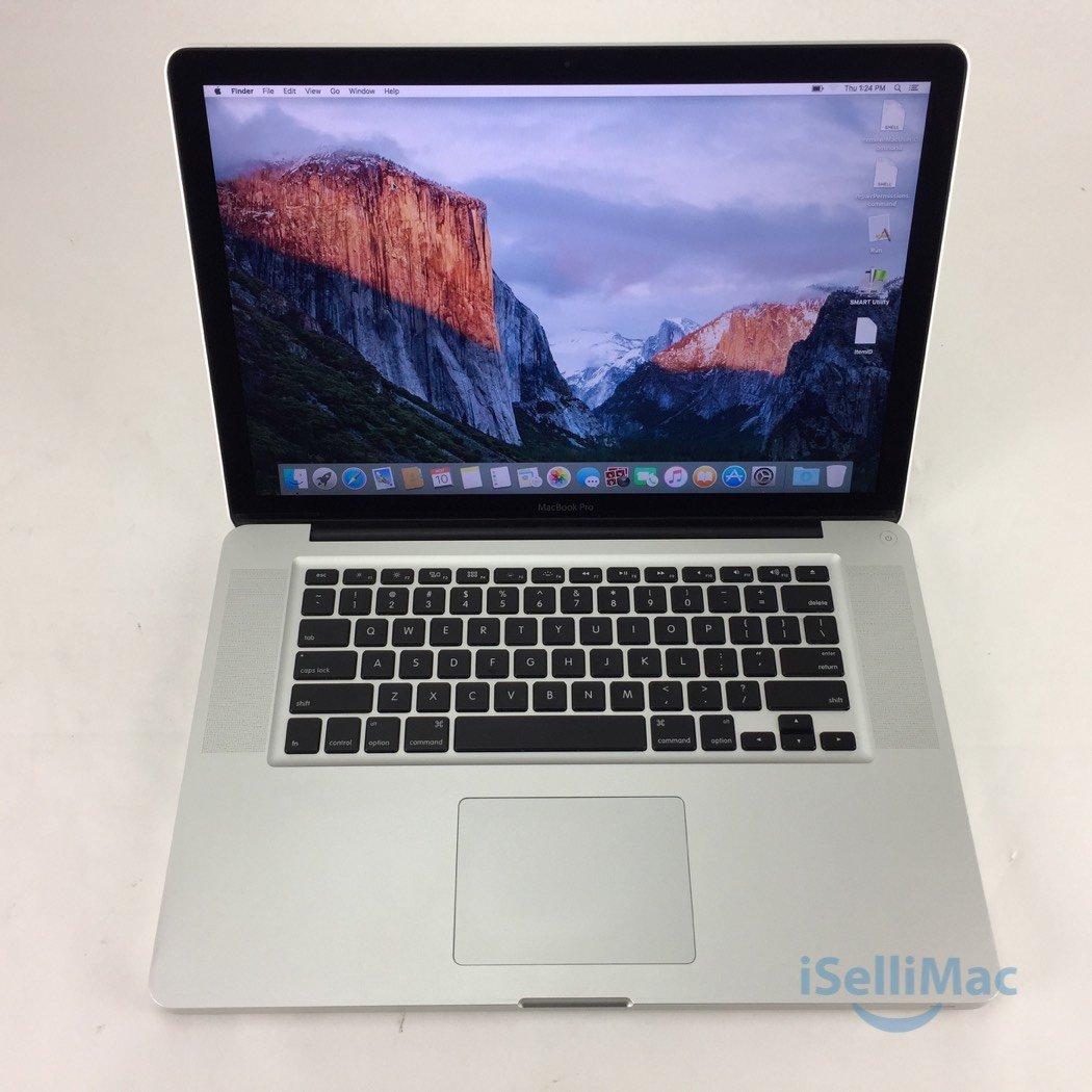 """Apple 2011 MacBook Pro 15"""" 2.2GHz I7 512GB SSD 8GB MD318LL/A + B Grade"""