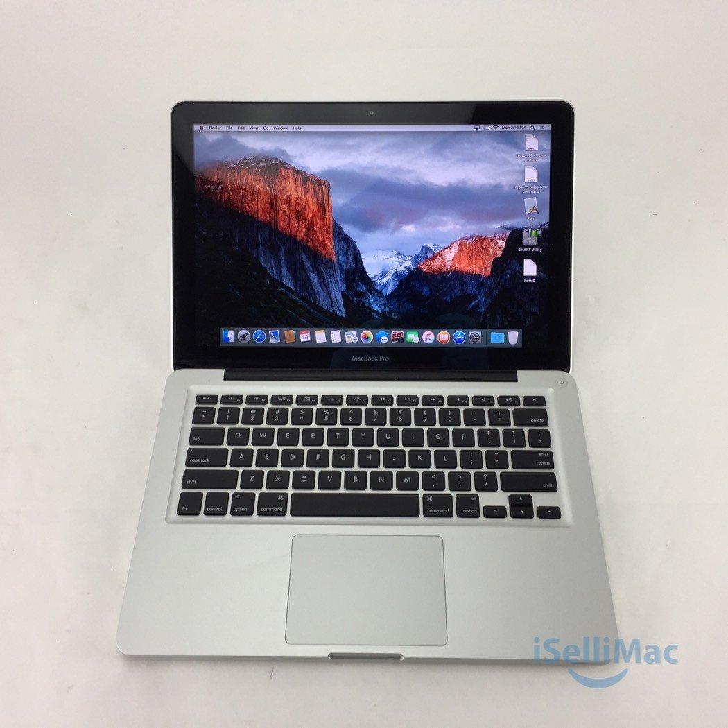 "Apple 2011 MacBook Pro 13"" 2.4GHz I5 256GB 16GB MD313LL/A + B Grade + Warranty!"