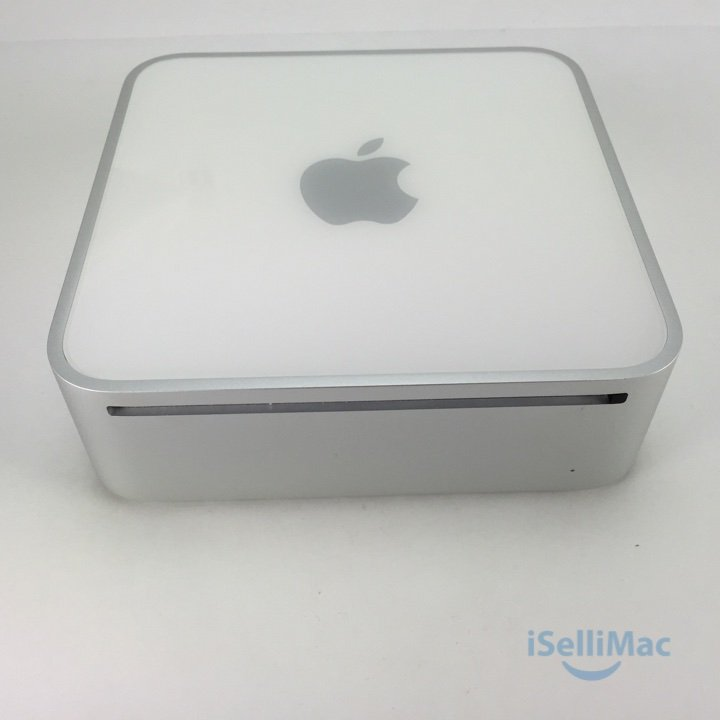 Apple 2009 White Mac Mini 2GHz C2D 120GB 2GB MB463LL/A + B Grade + Warranty!