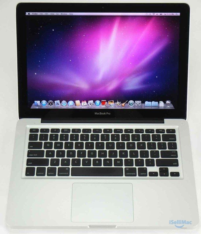 "Apple 2010 MacBook Pro 13"" 2.4GHz C2D 250GB 4GB MC374LL/A + B Grade + Warranty!"