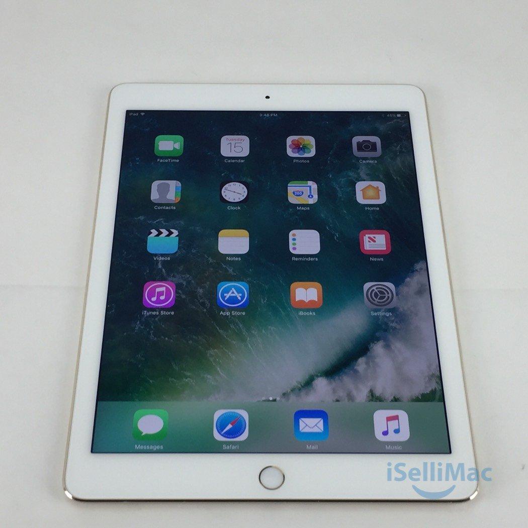 Apple IPad Air WiFi 64GB Gold MH182LL/A + B Grade + Accessories + Warranty!