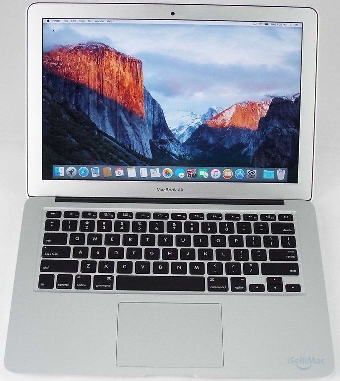 "Apple 2015 MacBook Air 13"" 1.6GHz I5 256GB 4GB MJVG2LL/A + B Grade + Warranty"