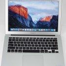 """Apple 2015 MacBook Air 13"""" 1.6GHz I5 256GB 4GB MJVG2LL/A + B Grade + Warranty"""