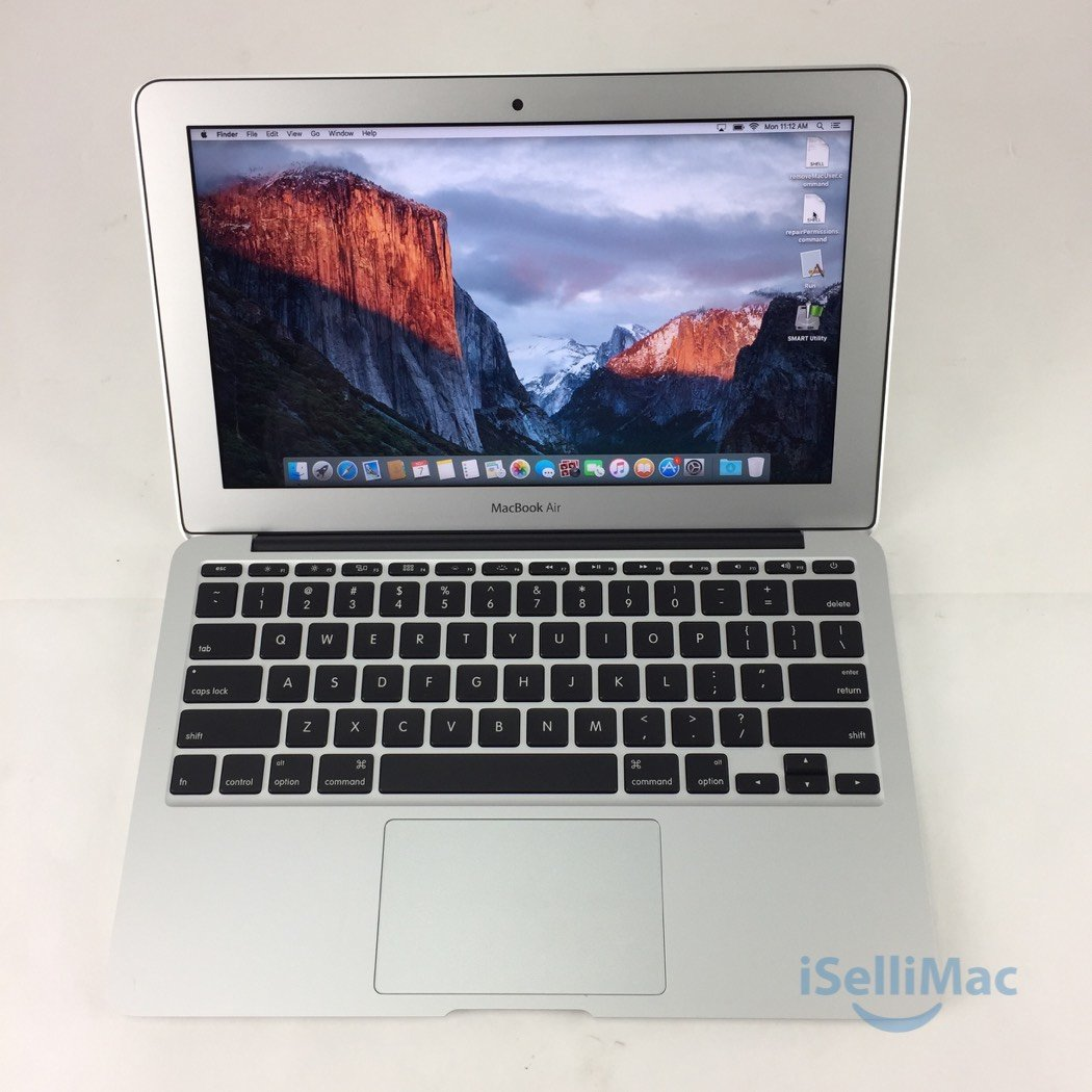 "Apple 2015 MacBook Air 11"" 1.6GHz I5 256GB 4GB MJVP2LL/A + B Grade + Warranty!"