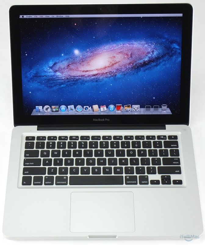 "Apple 2012 MacBook Pro 13"" 2.5GHz I5 500GB 4GB MD101LL/A + B Grade + Warranty!"