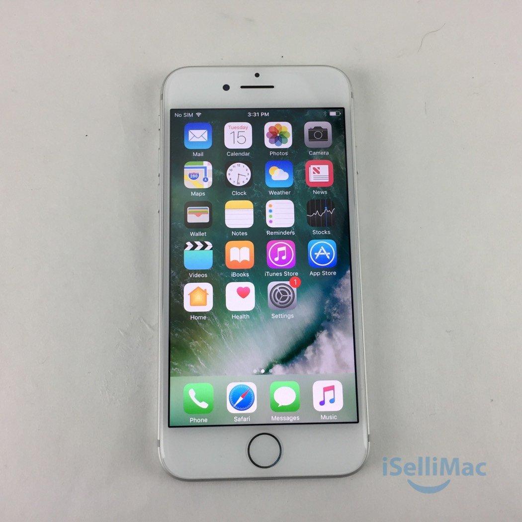 Apple AT&T IPhone 7 (Latest Model) 32GB Silver NN9E2LL/A + A Grade + Warranty!