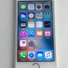 Apple Verizon IPhone 5s 16GB Silver ME342LL/A + GSM Unlocked + B Grade +Warranty