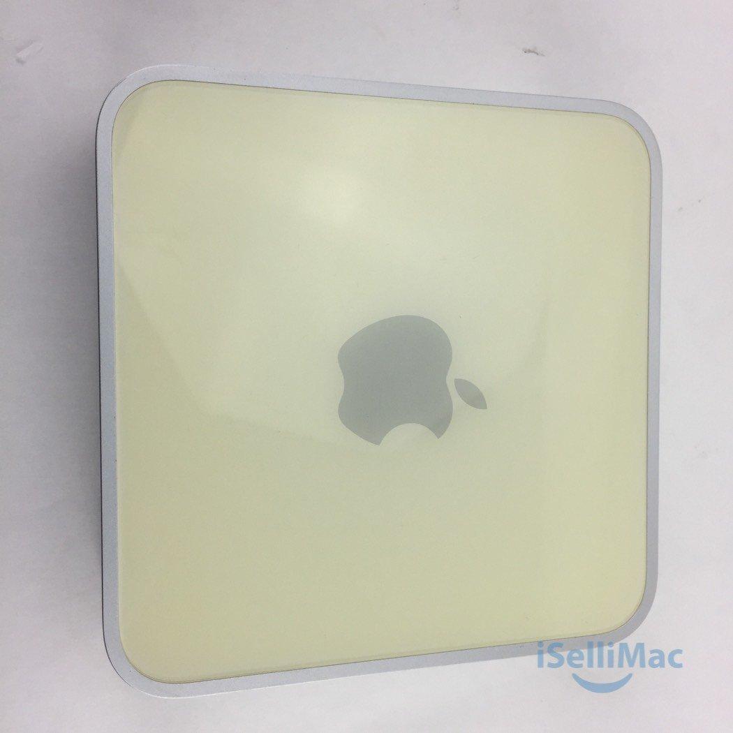 Apple 2006 White Mac Mini 1.66GHz CD 60GB 2GB MA607LL/A + B Grade + Warranty!