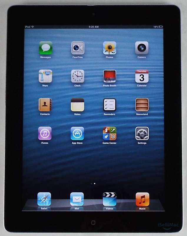 Apple IPad 2 2ND GEN WiFi 16GB Black MC769LL/A + C Grade + Accessories +Warranty