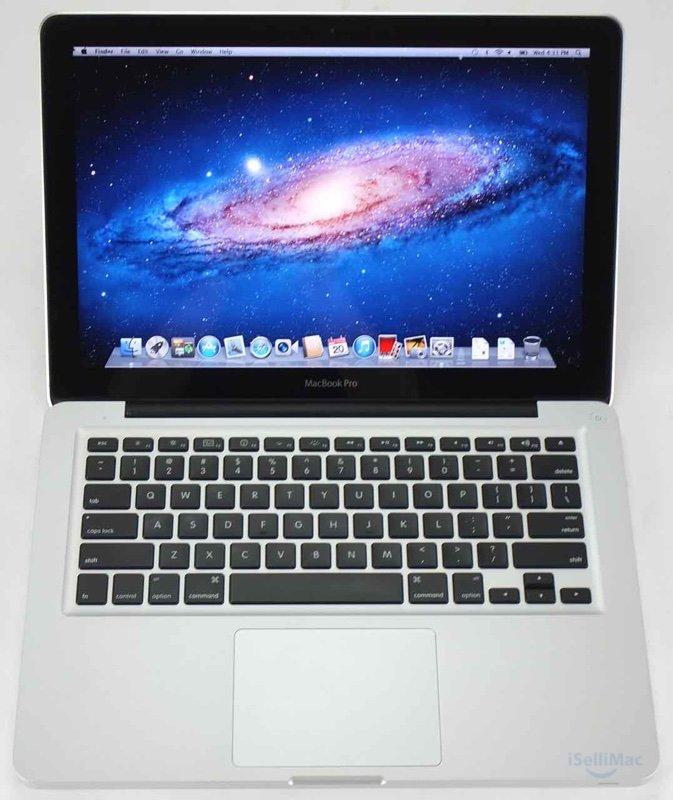 "Apple 2011 MacBook Pro 13"" 2.3GHz I5 320GB 4GB MC700LL/A + B Grade + Warranty!"