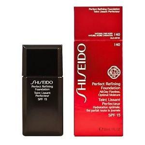 Shiseido Perfect Refining Foundation SPF 16 I40 Natural Fair Ivory (-642)