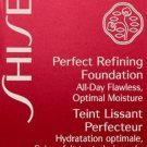 Shiseido Perfect Refining Foundation - Natural Light Ivory I20, 30 ml (-643)