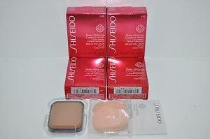 Shiseido Sheer Matifying Compact (Refill) SPF 21 D20 0.34 oz LOT X 4 (-448)