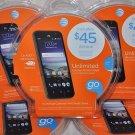 ZTE Maven Z812 - 8GB - Blue Gray (AT&T) Smartphone UNLOCKED
