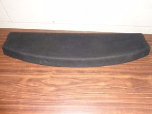 98-10 Volkswagen New Beetle Rear Package Tray Shelf