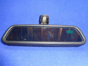 LAND ROVER DISCOVERY II  AUTO DIM REAR VIEW MIRROR w/COMPASS 99-04