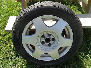 """98 VW BEETLE 16"""" WHEEL AND TIRE 99 00 01 02 03 04"""