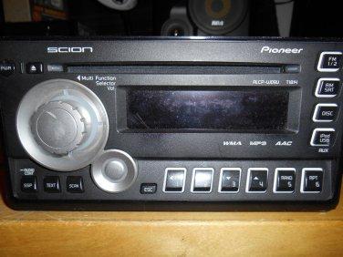 2009 SCION XB OEM RADIO  PT546-00100