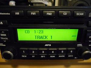 KIA SORENTO A/V Equipment (receiver), AM-FM-CD-MP3-EQ