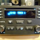 2001 Chevrolet Cobalt AM FM Radio CD MP3 Player Factory OEM 01
