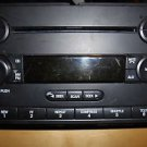 FORD AM/FM RADIO CD STEREO AUDIO PLAYER P/N 3f2t-18c869-aj
