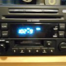 02 03 Infiniti QX4 Bose Radio 6 Cd Cassette Player PN-2543N CR190 PZ131