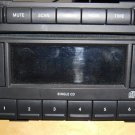 2005 - 2008 Chrysler Jeep Dodge Radio Aux and CD Player P/N P05064173AM