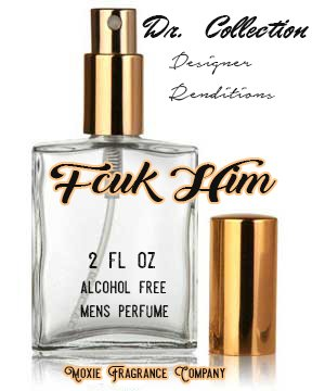 Fcuk Him type 2 FL oz Mens Perfume