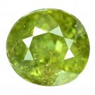 2.37 Ct. Best Green Namibian Demantoid Garnet Aaa Garnet Loose Gemstone With GLC Certify