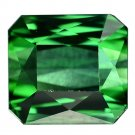 3.91 Ct. Top Neon Bluish Green Natural Tourmaline Loose Gemstone With GLC Certify