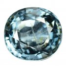2.48 Ct. Deep Blue Natural Namya Spinel Loose Gemstone With GLC Certify
