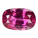 1.3 Ct. Hot Red Unheated Ruby Natural Loose Gemstone With GLC Certify