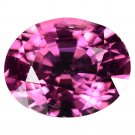 1.24 Ct. Extremely Beautiful Purple Pink Spinel Loose Gemstone With GLC Certify