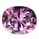 2.52 Ct. Shocking Beautiful Cushion Purple Pink Spinel Loose Gemstone With GLC Certify