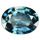 2.365 Ct. Unheated Natural Royal Blue Sapphire Loose Gemstone With GLC Certify