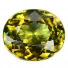 2.57 Ct. Big Piece Natural Namibia Demantoid Garnet Loose Gemstone With GLC Certify