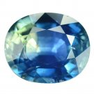 4.05 Ct. Top Royal Blue Natural Unheated Sapphire Loose Gemstone With GLC Certify