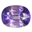 2.03 Ct. Natural Purple Sapphire Oval Cut Loose Gemstone With GLC Certify