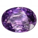 1.18 Ct. Unheated Natural Purple Sapphire Loose Gemstone With GLC Certify