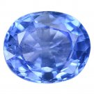 1.02 Ct. Bright Royal Blue Sapphire AAA Loose Gemstone With GLC Certify