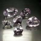 49.77 Ct. Natural Untreated Pink Kunzite Mix Lot Vvs To Vs Loose Gemstone With GLC Certify